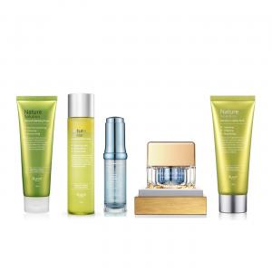 Gamme soin visage peau mature déshydratée, antiâges antirides
