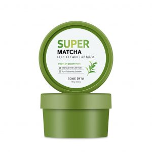 somebymi super macha clay mask